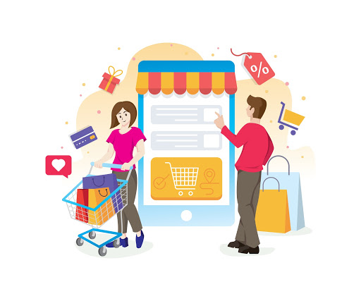 positive impact on ecommerce website